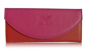 Sn Louis Pink Women Wallet 026