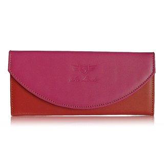 Sn Louis Pink Women Wallet 026