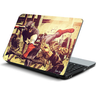 Avangers laptop skin