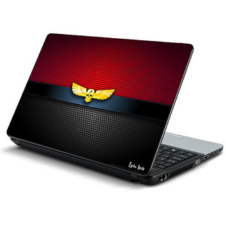 Multicolor lines laptop skin