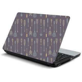 arrows laptop skin