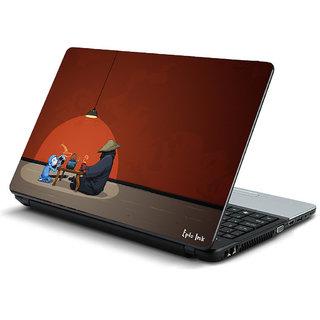 Panda laptopp skin
