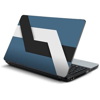 3D lines laptop skin