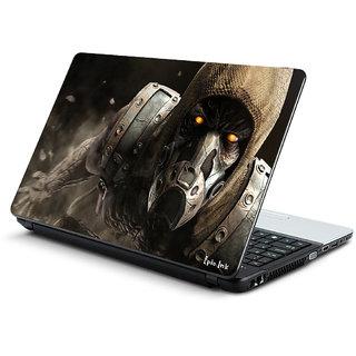 Sub zero laptop skin