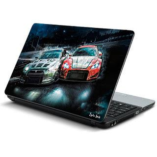 Cars laptop skin