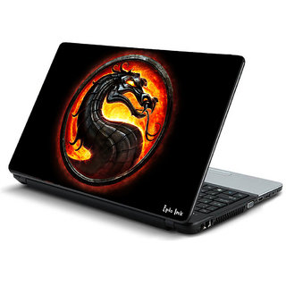 Dragon laptop skin