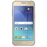 Samsung Galaxy J2 (1 GB, 8 GB, Gold)