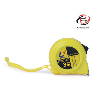 Globalurja (Manin Patt) Measuring Tape 3mx19mm