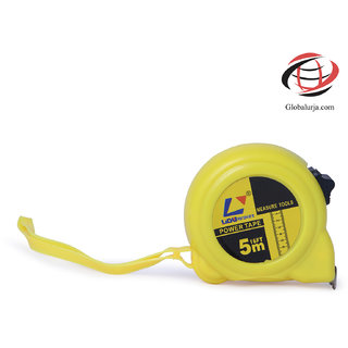 Globalurja (Manin Patt) Measuring Tape 5mx19mm