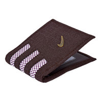 Yuvi Creation NOK Brown Wallet Pack Of 1