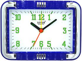 Lotus Blue  Alarm Clock 1699
