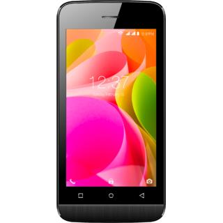 Intex Aquq 4.0 (512 MB/4 GB/Black)