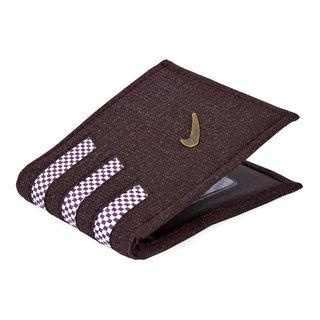 Yuvi Creation NOK Brown Wallet Pack Of 1