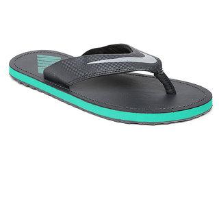9e587990d7346b Buy NIKE CHROMA THONG 4 Men s Slippers Online   ₹1395 from ShopClues