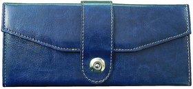Sn Louis Blue Women Wallet
