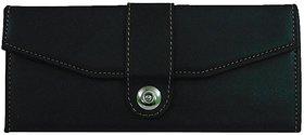 Sn Louis Black Women Wallet - 132751223
