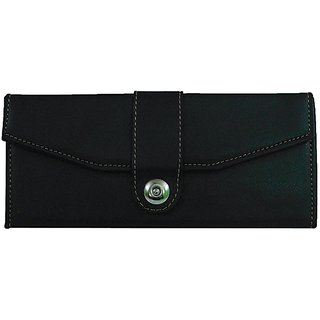 Sn Louis Black Women Wallet - 132751223