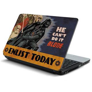 Star wars laptop skin