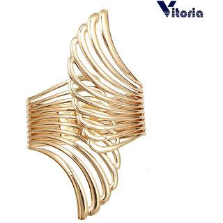 Vitoria Gold Plated Bracelet For Women
