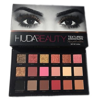 Huda Beauty Textured Eyeshadow Palette
