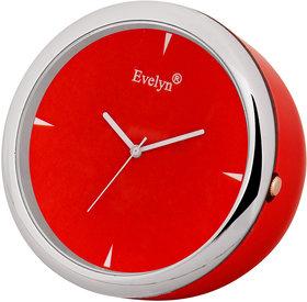 Evelyn Analog Table Clock  Car Dashboard Time Clock Quartz Watch Size 45mm EVT-07