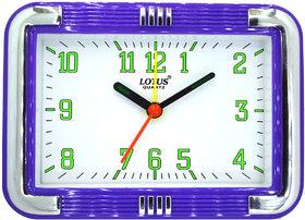 LOTUS Violet Alarm Clock 1699