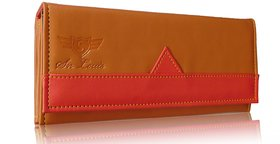 Sn Louis Tan Women Wallet - 132751120
