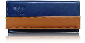 Sn Louis Blue Women Wallet - 132751099