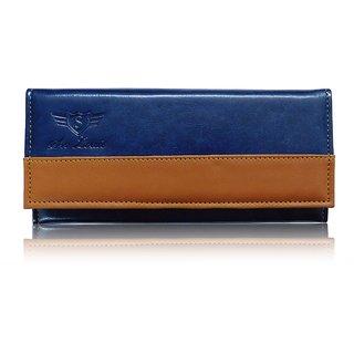Sn Louis Blue Women Wallet - 132751099