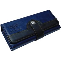 Sn Louis Blue Women Wallet