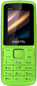 ROCKTEL W15  MOBILE PHONE 1.8 FEATURE PHONE FM RADIO Dual Sim, BIS Certified, Made in India