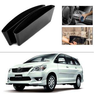 AutoStark 2 Car Seat Gap Slit Pocket Storage Catch Catcher Box Organizer Holder For Toyota