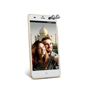 Intex ELYT DUAL (2 GB, 16 GB, BLACK)