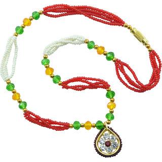 Aakshi Necklace Pyar ke Moti Pendant Necklace