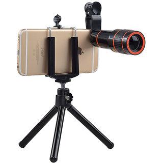 12x Zoom Telescopic Telephoto Lens