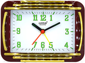 LOTUS Cola Table Alarm Clock 1809