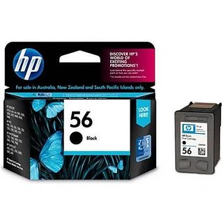 HP 56 Black Inkjet Print Cartridge Cartridge C6656AA