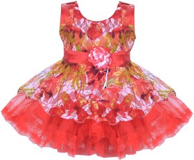 Kids Girl Frock Dresses Party Wear For Baby Girls
