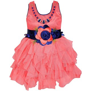 Prince  Princess Girl Party Dress