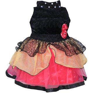 dbdcd9fa8b77 Buy Prince   Princess Girl Party Dress Online   ₹449 from ShopClues