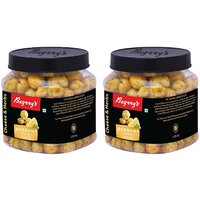 Bagrry's Makhana, Cheese And Herbs, 100g (Pack Of 2)
