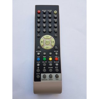 Buy Compatible Universal Tv Remote Control For Videocon Sansui