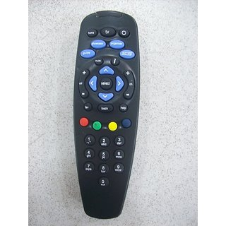 COMPATIBLE REMOTE CONTROL FOR YOUR TATA SKY DTH SET TOP BOX