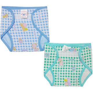 Mother Choice Out Side Cotton Diaper, New Born, Set Of 4