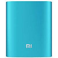 Xiaomi Brand Power Bank 10400 MAh Power Bank Blue