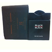 Momentz Black & Black Edt Exotic Eau De Toilette For Men Perfume