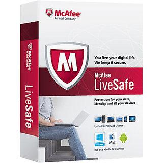 McAfee LiveSafe Total Security