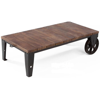 Antique Iron Craft table