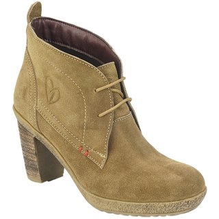 Delize Womens Tan Boots