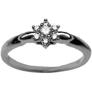 Azira Jewels Single Flower Ring
